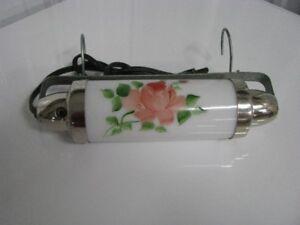 Lampe Antique( Pour tête de lit ) Électrique )