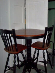 3 pc Pub Table Set