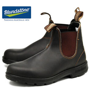 Blundstone #500 Stout Brown NEW WITH TAGS Size 10 US