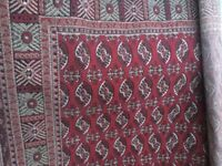 Very beautiful rug in very good condition only £50