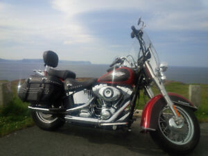2013 Harley Davidson Heritage Classic Softail For Sale