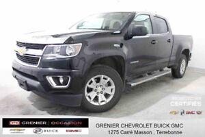 2015 Chevrolet COLORADO 4WD CREW CAB LT 4X4 *V6 + CAMÉRA DE RECU