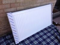 New 1200mm x 600mm Single Radiator For Sale