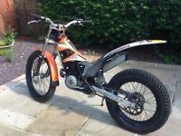 Scorpa SR280 Trials Bike