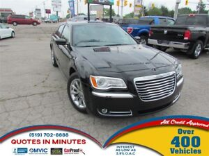 2014 Chrysler 300 TOURING   LEATHER   HEATED SEATS   LOW KMS   M