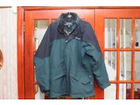 Gents Berghaus / Goretex waterproof jacket Size ( m ) for sale
