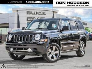 2016 Jeep Patriot Sport LEATHER SUNROOF 4X4