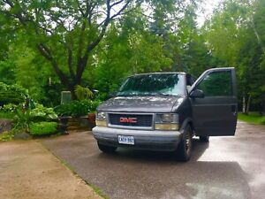 2002 GMC Safari 186000 km V6 4.3L 4L60E