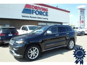2015 Jeep Grand Cherokee Summit 4x4 - 27,775 KMs, 3.6L V6 Gas