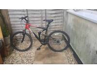 2 x men's bikes