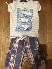 Boys 8-9 years outfit