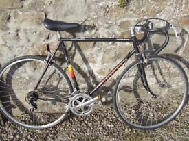 PEUGEOT VINTAGE RACING BICYCLE 1980S