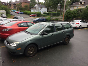 2006 Ford Focus Wagon for parts or repair