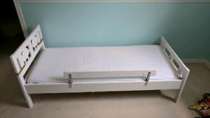 Ikea kids bed and mattress