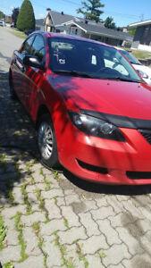 Mazda 3 2005, 1800$ Négociable