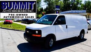 2012 Chevrolet Express 2500 LEATHER | A/C | LOW MILEAGE | TILT