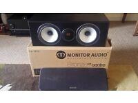 Monitor Audio Bronze BX centre