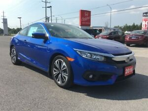2016 Honda Civic Coupe EX-T CVT