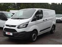 15 FORD Transit Custom 2.2 TDCi 100ps L1 H1 Short Wheel Base Low Roof Panel Van