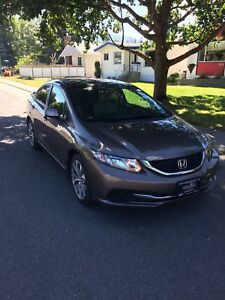 2013 Honda Civic 4D LX