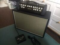 Quilter Micropro Mach 2 Head + 1 x 12 HD Cab and extras