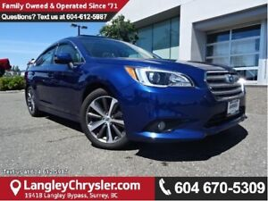 2016 Subaru Legacy 2.5i Limited Package W/LEATHER INTERIOR, S...