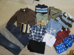 Boys Winter lot - Size 5
