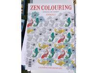 Colouring books £1 each