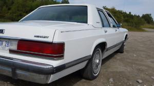 1990 Grand Marquis , pristine condition