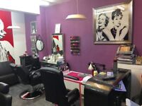 Hair and beauty salon in levenshulme for sale