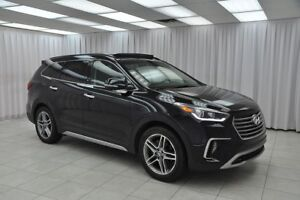 2017 Hyundai Santa Fe XL LIMITED 7PASS AWD SUV w/ BLUETOOTH, HEA