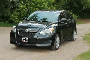2013 Toyota Matrix | CERTIFIED + E-Tested