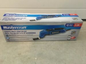 For Sale: NEW Mastercraft Corded Multi-Crafter Kit