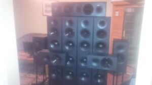 HUGE! NUANCE HOME THEATER SYSTEM!