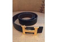 Authentic Hermes H Belt 85cm