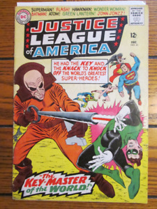 silver age Justice League of America #41