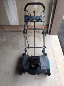 "20"" Electric Snowblower / Snowthrower (Yardworks 13A)"