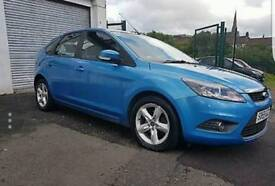 CHEAPEST Facelift 2008 Ford Focus 1.6 Zetec MOT PX Civic Vauxhall BMW Toyota iPhone Try Me