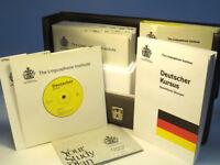 Vintage Linguaphone German Course Vinyl 45 RPM in Case VGC (WH_0676)