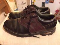 Footjoy golf shoes men's size UK 8.5