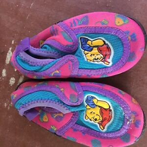Winnie The Pooh Water Shoes Never Used