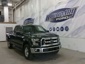 2015 Ford F-150 XLT W/ Ecoboost, Cloth Seating, A/C