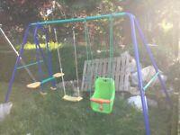 Swing Set - Baby swing, swing & seesaw swing