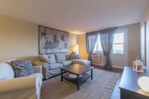 Appartements *prime* à 2 chambres à louer à Hull, Gatineau !