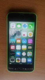 Iphone 5c 16gb unlooked