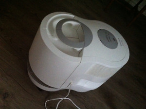 Humidificateur Honeywell Quiet Care