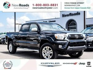2014 Toyota Tacoma LIMITED|LEATHER|NAVI|DOUBLE CAB|JBL