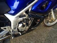 Suzuki sv 650 2002 better than new