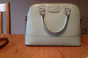 Kate Spade Large Teal Purse