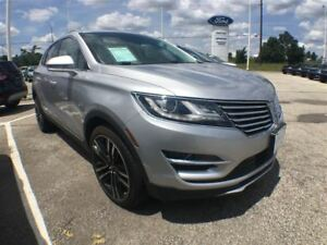 2017 Lincoln MKC Reserve,2.3L,Fully Loaded+Fin From 0.9%